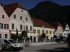 Hauptplatz, Frohnleiten, Austria (Norbert Bnhidi) Tags: austria oostenrijk sterreich ausztria steiermark autriche styria frohnleiten  stiria estiria ustria estria styrie stjerorszg stiermarken