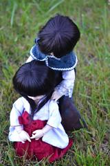 111 (ruppychan) Tags: ball dark doll 14 chibi des elf bjd soo sarang fairyland joint desu littlefee