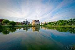 2016-06-08 16.46.29 (pang yu liu) Tags: park reflection pond 06 jun  2016