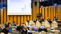 International Satellite Communication Symposium 2016 (ITU Pictures) Tags: inmarsat eutelsat viasat intelsat rubenmarentesdirector laurarobertidirector ethanlavandirector darylhuntersrdirector internationalsatellitecommunicationsymposium2016 jorgeciccorossiitu