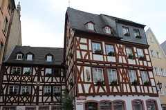 Half Timbered in Mainz (pegase1972) Tags: germany europe mainz allemagne halftimbered