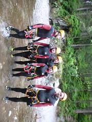 P1120439 (Mountain Sports Alpinschule) Tags: blue mountain sports lagoon canyoning zillertal zemmschlucht alpinschule