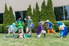 Anime North 2016 Legend of Zelda Sunday (18 of 29) (Xander Ashburn) Tags: ca toronto ontario canada cosplay loz legendofzelda animenorth2016