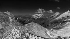 Il bel colpo docchio dall'alta val di Panico (EmozionInUnClick - l'Avventuriero's photos) Tags: panorama montagna sibillini valdipanico