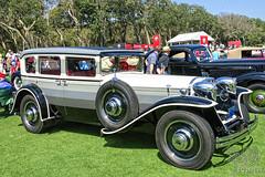 1932 Ruxton Sedan at Amelia Island 2015 (gswetsky) Tags: classic sedan island antique amelia concours ccca delegance ruxton plaidside