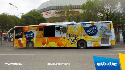 Info Media Group - Fruc, BUS Outdoor Advertising, Banja Luka 06-2016 (2)