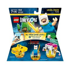 LEGO Dimensions Level Pack 71245 Adventure Time box (hello_bricks) Tags: lego dimensions legodimensions year2 videogame jeuvido pack adventuretime hellobricks