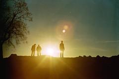 (2) (mariaaa.filipova) Tags: plovdiv sunset   chill afternoon bulgaria fujicolor 200 film fujifilm analog zenitttl soviet camera helios44m spring 2016