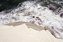 Scala_dei_Turchi_5008 (Manohar_Auroville) Tags: girls sea italy white beach beauty seaside rocks perspectives special scala sicily luigi dei agrigento fedele turchi scaladeiturchi manohar