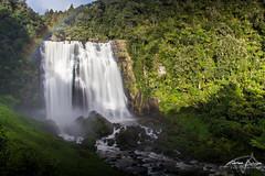Waitomo Marokopa Falls