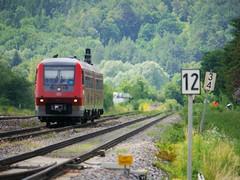 611 011 bei Ulm (TrainspotterLitchi) Tags: db re ulm 611 ire blaustein personenzug 611011 navehrkehrszug