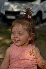 DSC_3563 (auroresb091) Tags: pink baby girl beautiful rose young rosa littlegirl bb