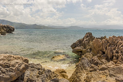 Haiti 1 (strjustin) Tags: beach beautiful canon boats haiti caribbean 1855mm labadee 60d canon60d