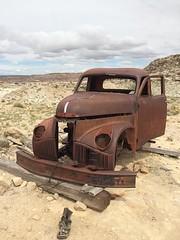 Abandoned Studebaker Truck Buckmaster (BLMUtah) Tags: southwest history utah respect culture artifact protect blm bureauoflandmanagement respectandprotect