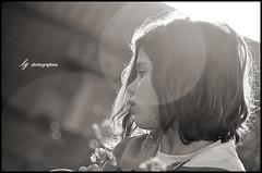 lou (lg-photographies) Tags: portrait blackandwhite girl noiretblanc portraiture lou enfant fille spia lumirenaturelle