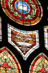 "A Stained-Glass Window Detail • <a style=""font-size:0.8em;"" href=""http://www.flickr.com/photos/76555094@N07/6895726110/"" target=""_blank"">View on Flickr</a>"