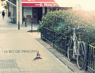 la bici del principito