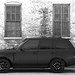 "Matte Black Range Rover Black and White Profile • <a style=""font-size:0.8em;"" href=""http://www.flickr.com/photos/53529557@N05/6957677008/"" target=""_blank"">View on Flickr</a>"