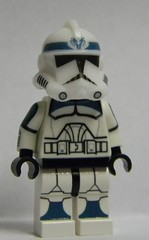 LEGO Star Wars Custom Clone Wars Phase 2 Wolf Pack Trooper (JPO97Studios) Tags: 2 trooper star wolf lego pack wars custom clone phase koon plo