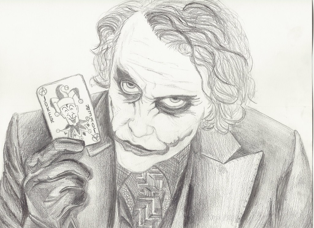 The Worlds Best Photos Of Joker And Pencil Flickr Hive Mind