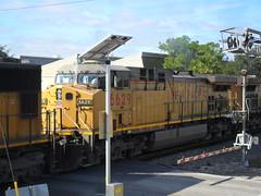 "Union Pacific ""K475"" (West Florida Fire Photography) Tags: railroad up train rr trains unionpacific locomotives csx tankcars rrcrossing sd70m k475 c44acte"