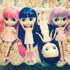 Pink Blythes ❤