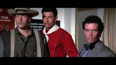 Clancy Brown, Jeff Goldblum and Peter Weller in The Adventures of Buckaroo Banzai (Zombie Normal) Tags: movie newjersey screenshot screengrab 1984 screencapture rawhide netflix jeffgoldblum peterweller clancybrown acrossthe8thdimension adventuresofbuckaroobanzai