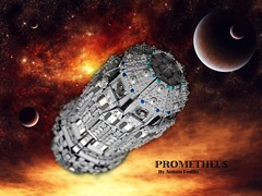 Universe of Prometheus (Fianat) Tags: light brick stars star war power lego space pirates nasa pirate universe pf prometheus eurobrick fuctions