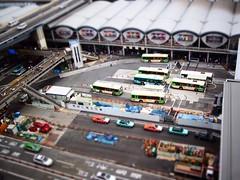 Shibuya Station (Simon*N) Tags: japan lumix tokyo shibuya olympus 日本 風景 omd 日常 m43 em5