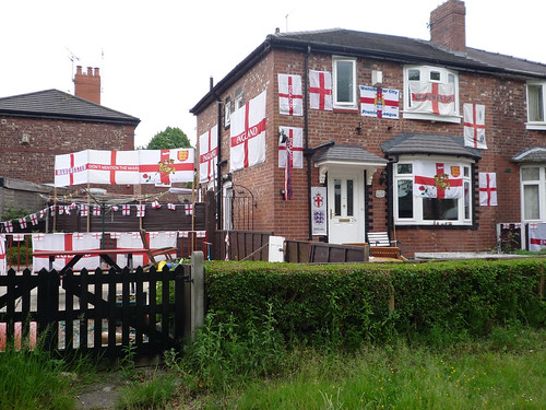 england football flag nationalist stgeorge uefa burnage manchster dontmentionthewar euro2012