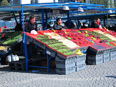 stk341hotorget (invisiblecompany) Tags: travel food fruit market stockholm vegetable 2012 hotorget