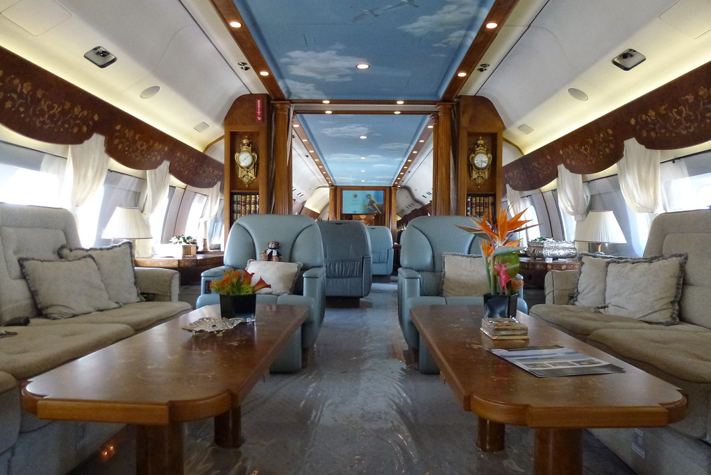 VP-BBJ BBJ Interior