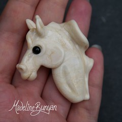 "Ivory Horse • <a style=""font-size:0.8em;"" href=""https://www.flickr.com/photos/37516896@N05/7210124284/"" target=""_blank"">View on Flickr</a>"