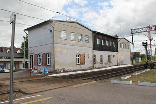 Słupsk train station 14.05.2012