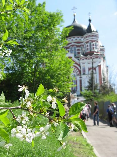 Киев - Парк Феофания ©  SeraTJ