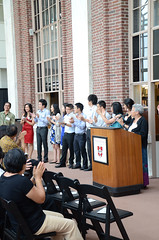 Freeman Scholars Reception 02 (wesleyan.university) Tags: usa reunion connecticut commencement middletown rc 2012 wesleyanuniversity reunionandcommencement freemanscholarsreception rc2012 freemanasianscholars