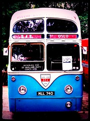 MLL740 AEC Regal  Cobham Bus Museum (Ledlon89) Tags: bus london bea heathrow transport regal lt parkroyal londonbus aec cobhambusmuseum alltypesoftransport airporttransport