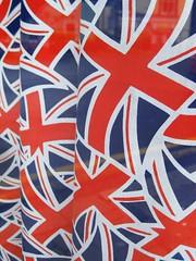 Union Flag curtain material (Katie-Rose) Tags: uk unitedkingdom malvern worcestershire redwhiteandblue unionjack unionflag elizabethii greatmalvern queenelizabethii katierose queensjubilee bellevueterrace canondigitalixus95is curtainmaterial queensdiamondjubilee 112picturesin2012 3brightcolourful curtainmaterialshop