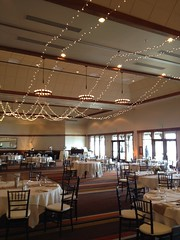 Mini lights in ceiling at the Hyatt. (Celadon Events) Tags: lighting ceiling hyatt accents treatment minilights ceilingtreatment