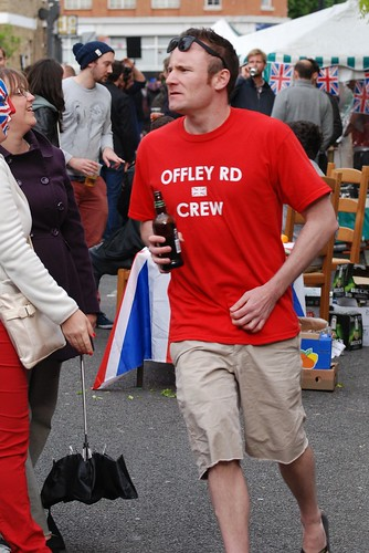 Offley Rd Jubilee party-crew uniform