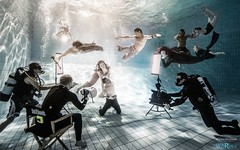 Von Wong shoots the Underwater Realm (Von Wong) Tags: pool swimming shoot underwater photoshoot von atlantis behind wong scenes realm davereynolds underwatershoot underwaterphotoshoot vonwong underwaterfilm underwaterrealm theunderwaterrealm underwaterfilmset
