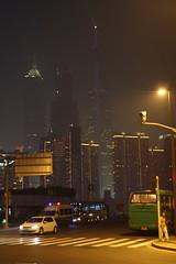 Glorious night view of Shanghai (satoson) Tags: china shanghai nightview     canon5dmarkii