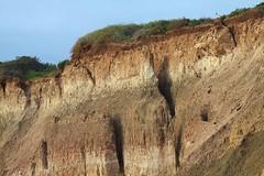 cliff erosion (sunphlo) Tags: cliff erosion