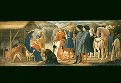 Adoration of the Magi (Ellis Art History) Tags: wood berlin religious italian renaissance masaccio 15thcentury quattrocento italianrenaissance berlinstatemuseums ellisarthistory
