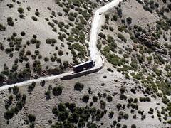 Articulated lorry climbing towards the Tizi n Test (Tim R-T-C) Tags: africa holiday northafrica lorry atlasmountains morocco atlas highatlas tizintest keadventure peaksandvalleysofjebelsirwa