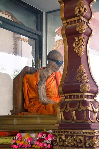 Koh Samui Mummified Monk