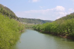 April Along the Kentucky River (Blue-Eyed Kentucky) Tags: spring kentucky april mercercounty kentuckyriver jessaminecounty blueeyedkentucky