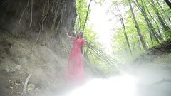 Young Woman In The Mystical Forest (denyshrishyn) Tags: wood woman tree cute green nature girl beautiful beauty fashion fog lady fairytale forest model glamour pretty dress princess magic dream young fairy fantasy romantic mystical dreamy elegant magical nymph