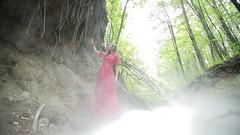Young Woman In The Mystical Forest (denyshrishyn) Tags: wood woman tree cute green nature girl beautiful beauty fashion fog lady fairytale forest model glamour pretty dress princess magic dream young fairy fantasy romantic mystical dreamy elegant magical nymph