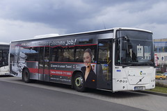 Volvo 8700 LE bus VVR 8521 RG NV 14 in Sassnitz 24-04-2016 (marcelwijers) Tags: bus germany deutschland volvo 14 nv le rgen autobus duitsland 8700 8521 sassnitz vvr lijnbus streekbus linienbus rg 24042016